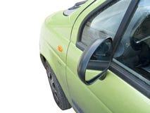 Piccola parte anteriore dell'automobile immagini stock libere da diritti