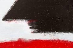 Piccola parte di grande graffito-fondo colourful della via Immagini Stock