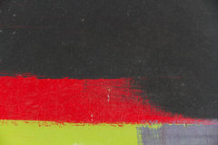 Piccola parte di grande graffito-fondo colourful della via Immagine Stock Libera da Diritti