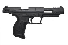 Piccola pistola Immagine Stock Libera da Diritti