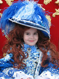 Piccola principessa Immagini Stock Libere da Diritti