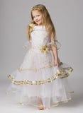 Piccola principessa Fotografia Stock