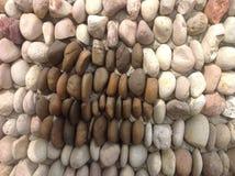 Piccola roccia stupefacente e bella fotografia stock