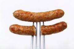 Piccola salsiccia Immagine Stock