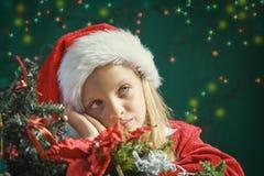 Piccola Santa immagini stock libere da diritti