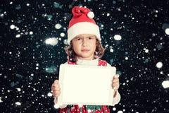 Piccola Santa arrabbiata Fotografia Stock