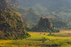 Piccola scogliera in Payao Immagine Stock Libera da Diritti
