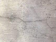 Piccola struttura della parete della crepa Fotografia Stock