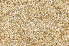 Piccola struttura di pietra marrone chiaro Fotografie Stock