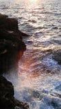 Piccola tempesta Immagine Stock