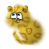 Piccola tigre Fotografia Stock