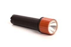 Piccola torcia elettrica Fotografia Stock