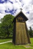 Piccola torre di chiesa Immagini Stock