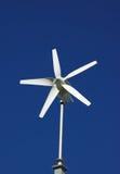 Piccola turbina di vento Immagini Stock