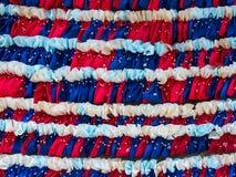 Piccole borse del panno Fotografia Stock