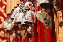 Piccole campane Fotografie Stock