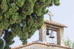 Piccole campane di chiesa Fotografia Stock Libera da Diritti