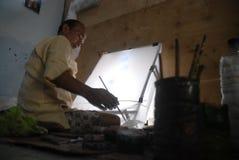 PICCOLE IMPRESE DELL'INDONESIA POTENZIALI Fotografie Stock Libere da Diritti