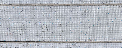 Piccole mattonelle di ceramica bianche fotografie stock libere da diritti