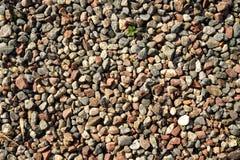 Piccole pietre Fotografie Stock