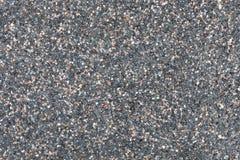 Piccole pietre bagnate di struttura differente di colori Immagine Stock Libera da Diritti