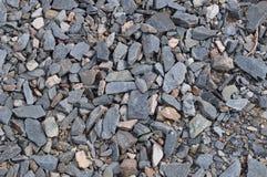 Piccole rocce di tiraggio vago Immagine Stock