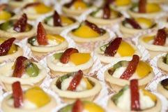 Piccole torte 2 Fotografie Stock Libere da Diritti