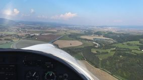 Piccoli aerei di volo dell'aeroplano