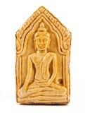 Piccoli amuleti di immagine di Buddha Immagine Stock Libera da Diritti