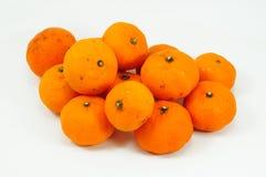 Piccoli aranci Immagine Stock