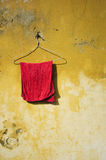 Piccoli asciugamani Fotografie Stock Libere da Diritti