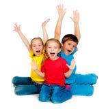 Piccoli bambini Immagini Stock Libere da Diritti