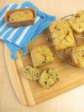 Piccoli dolci del seme di papavero Fotografie Stock