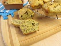 Piccoli dolci del seme di papavero Fotografie Stock Libere da Diritti