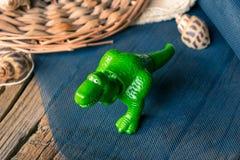 Piccoli giocattoli del bambino Giocattoli divertenti Immagini Stock Libere da Diritti