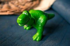 Piccoli giocattoli del bambino Giocattoli divertenti Fotografie Stock