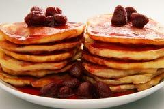 Piccoli pancake. Fotografie Stock