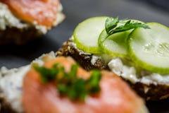 Piccoli panini Fotografia Stock Libera da Diritti