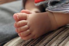 Piccoli piedi Immagini Stock Libere da Diritti