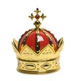 Piccoli re Crown fotografie stock libere da diritti