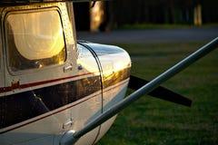 Piccolo aereo Fotografie Stock Libere da Diritti