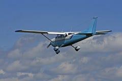 Piccolo aereo Fotografie Stock