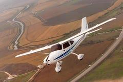 Piccolo aeroplano fotografia stock