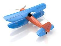Piccolo aeroplano Immagini Stock