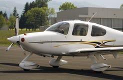Piccolo aeroplano Fotografie Stock Libere da Diritti