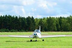 Piccolo aeroplano di sport Fotografie Stock
