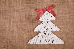 Piccolo albero di Natale immagini stock