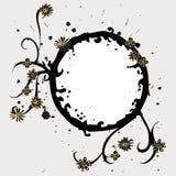 Piccolo anello dei fiori Fotografia Stock Libera da Diritti