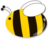 Piccolo ape Immagine Stock Libera da Diritti