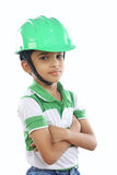 Piccolo architetto indiano Fotografie Stock